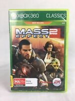 Mass Effect 2 - With Manual - XBOX 360 - PAL