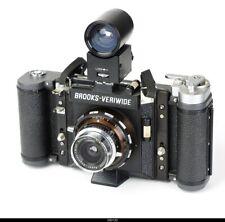 Camera Brooks Veriwide 6x9cm Panoramic Film Camera w/Finder.