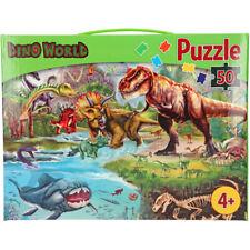 Depesche Dino World 50 Piece Jigsaw Puzzle - 10925_A