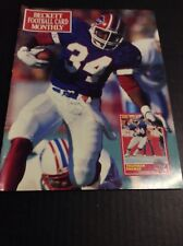 BECKETT FOOTBALL CARD MAGAZINE ISSUE #12 March 1991