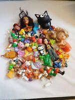 Toy Bundle Figures Retro Vintage To Modern Job Lot 2