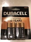4 x Duracell Ultra MX1500 AA 2850 mAh Single Use Batteries~Exp March 2030~