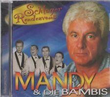 Mandy & die Bambis Unsere großen Erfolge [CD]