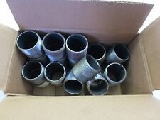 """Male Threaded Pipe Fitting, 1-1/2"""" Wide x 1-5/8"""" Long (Box of 25)"""