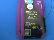 """Tucano Tablet Case Youngster for 7"""" Tablet 17cm Purple"""