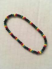Marley Rasta seed beed bracelet