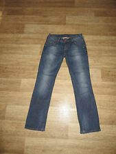 Only L30 Niedrige Damen-Jeans aus Denim