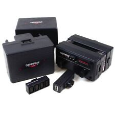 Hawk-Woods Gripper battery kit with accessories D-TAP/USB