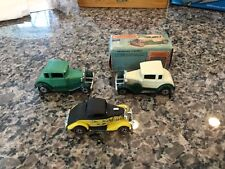 (Lot of 3) Hot Wheels 1:64 Ford Model A & 30's Ford Coupe Hot Rod