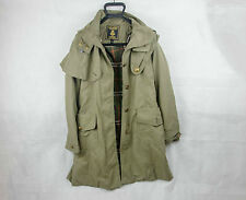 Eland American Classic Wmn Trench Coat Detachable Hood (97-87-84) Khaki Green