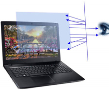 15.6 inch Laptop Screen Protector, Eye Protection Anti-Blue Light Screen for Out