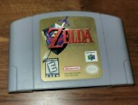 The Legend Of Zelda: Ocarina Of Time N64 Nintendo
