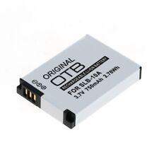 Battery for Samsung WB500 WB550 WB700 WB750 WB800F Li-Ion Battery SLB-10A