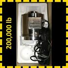 NEW - HIGH QUALITY LOAD CELL - STAINLESS STEEL - TECH WEIGHT - TWCP1 200,000lbs