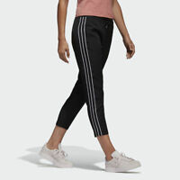 Adidas Originals Styling Complements Cropped Pants All Sizes CE1673 Black 3/4