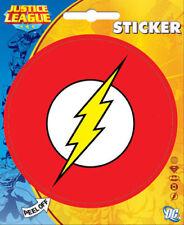 Flash Logo 4-Inch Sticker