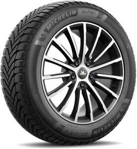 Michelin Alpin 6 205/55R16 91H Neu Winterreifen Dot 2020 Top Angebot
