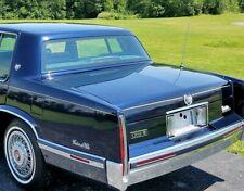 1989-1993  Cadillac Deville Trunk Dark Navy Blue