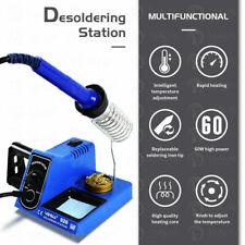 60W Station de soudage réglable fer souder électronique 200~500℃ Soldering Iron