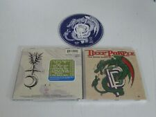 DEEP PURPLE/THE BATTLE RAGES ON(RCA 74321-15420-2 9) CD ALBUM