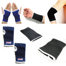 4 Pc Support Brace Kit Palm Wrist Elbow Tennis Sports Carpal Tunnel Arthritis !