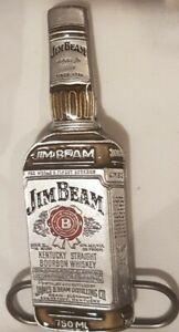 Buckle Gürtelschliesse/ Jim Beam Bottle / Siskiyou / USA 1998