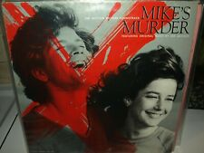 MIKE'S MURDER - JOE JACKSON vinyl film soundtrack album