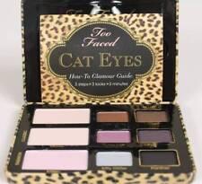 Too Faced Cat Eyes Ferociously Feminine Eye Shadow & Liner Collection NIB