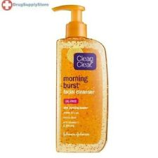 Clean and Clear morning burst facial cleanser 8 oz