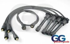 HT Ignition Plug Leads set Ford Sierra Sapphire Escort RS Cosworth Straight Ends