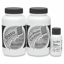 Speedball Diazo Photo Emulsion Screen Printing Kit