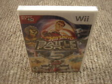 Hot Wheels: Battle Force 5  (Wii, 2009)