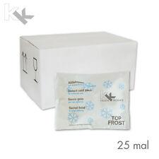 25x KK Kälte Sofort Kompressen 14x18 cm Kühlkompresse Kühlakku Eis Kühlkissen