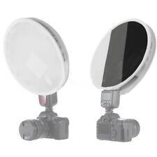 31cm Mini Portable Round Flash Speedlite Diffuser Softbox For Canon Nikon Godox
