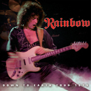 RAINBOW-THE DOWN TO EARTH TOUR 1979 (BOX) (US IMPORT) CD NEW
