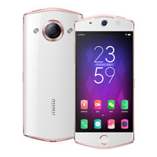 NEW Meitu M6 64GB 5-inch 21MP Front & Rear Camera 4G LTE Factory Unlocked WHITE