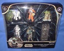 Star Wars 2015 The Empire Strikes Back Set of 6 Figures Disney Parks Exclusive