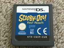 Scooby-Doo First Frights NINTENDO DS GAME Australian G edition