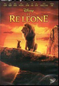 IL RE LEONE IL FILM DVD azione