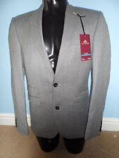 Viscose Blazers Regular Single Suits & Tailoring for Men
