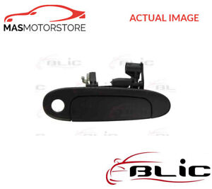 CAR DOOR HANDLE RIGHT FRONT BLIC 6010-19-039402P I NEW OE REPLACEMENT