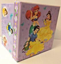 Disney Princess Belle Ariel Snow White Keepsake Box Gift Box