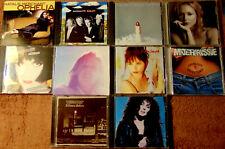 Lot of 10 Assorted Pop Rock / Soft Rock Cds - Elton John Cher Jewel +