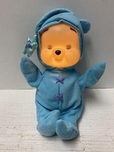 Winnie the Pooh Dream Glow Doll Plush Disney Fisher Price 2003 Musical Lights Up