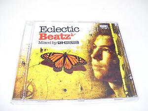 Eclectic Beatz 1 Mixed By DJ Hardwell * HOLLAND CD 2006 NEW *