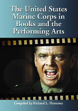 NEW The United States Marine Corps in Books and the Performing Arts (2 vol set)