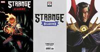 Marvel Comics Strange Academy #3 Main + Alex Ross Timeless Variant NM 9/30/2020