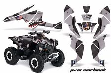 AMR Racing CanAm Renegade500/800/1000 Graphic Kit Wrap Quad Decal ATV All P40 K
