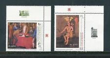 Colombia 1303-1304, MNH, Art Paintings National Festival 2008. x29898