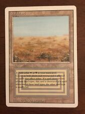 Scrubland Revised 3rd Edition Dual Land mtg Magic the Gathering Card